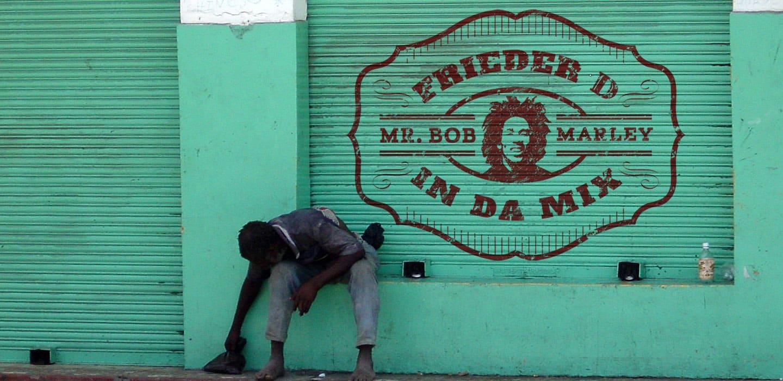 Mr. Marley In Da Mix