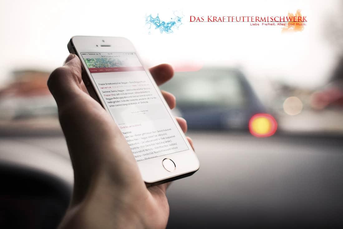 Frieder D – mixt deutschen Reggae – So ne Reggae Musik // Kraftfuttermischwerk