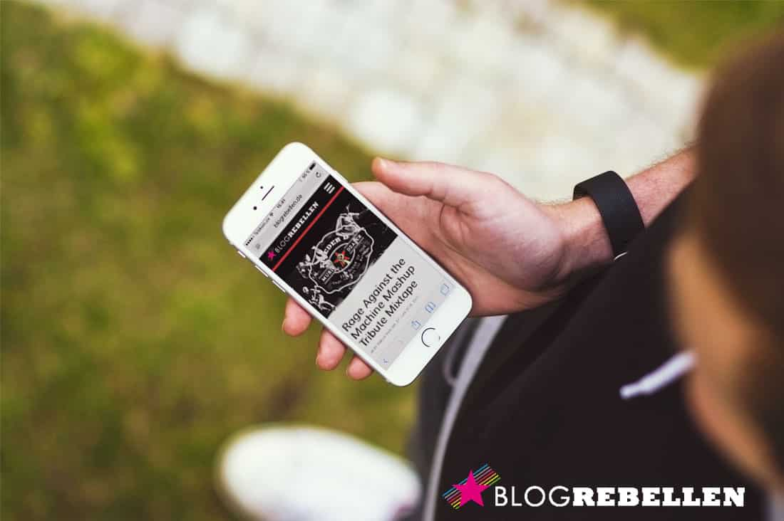 Rage Against the Machine Mashup Tribute Mixtape // Blogrebellen