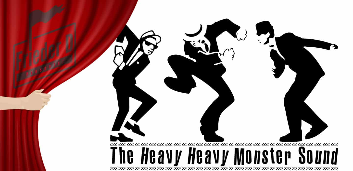 The Heavy Heavy Monster Sound