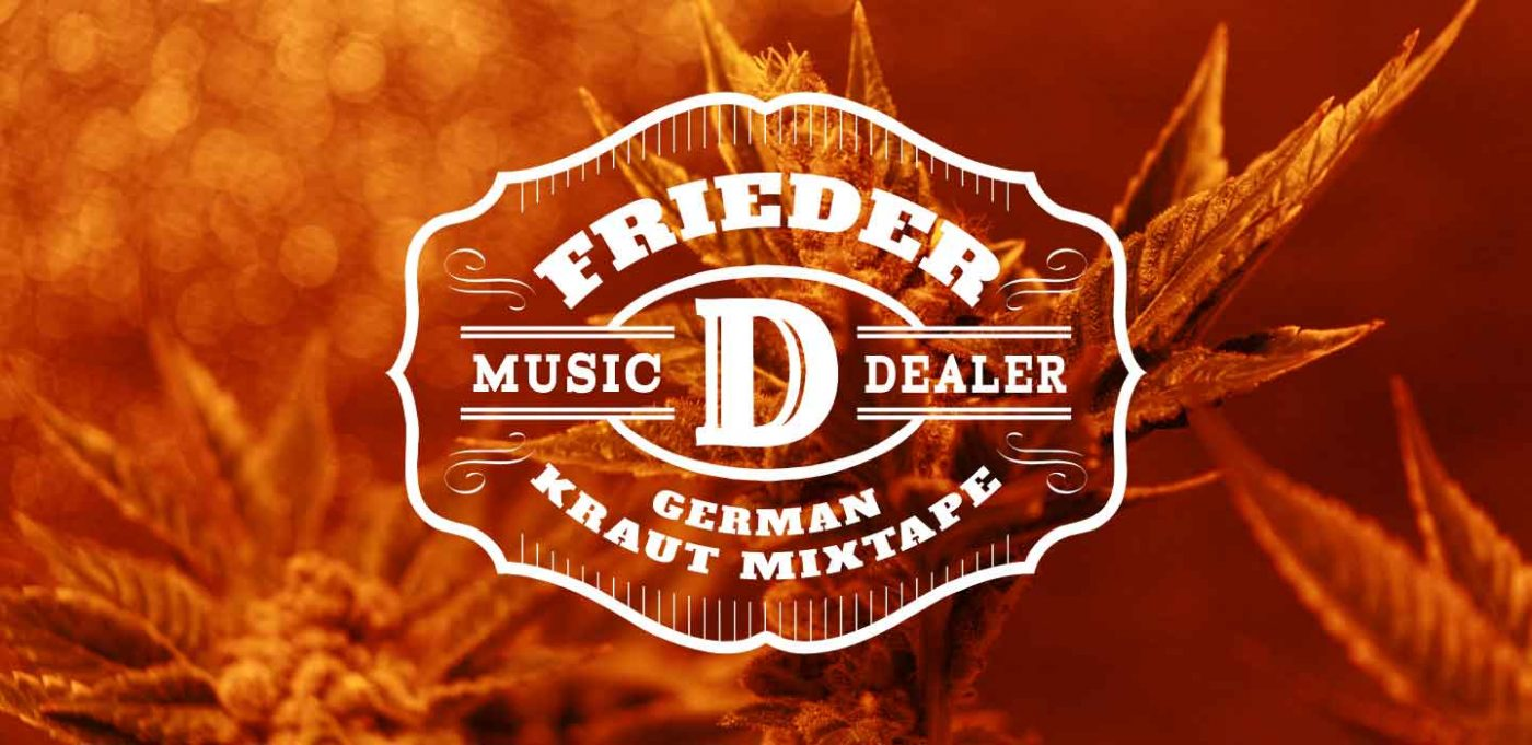 Frieder D – German Kraut MixTape (Sunday Joint) // Blogrebellen