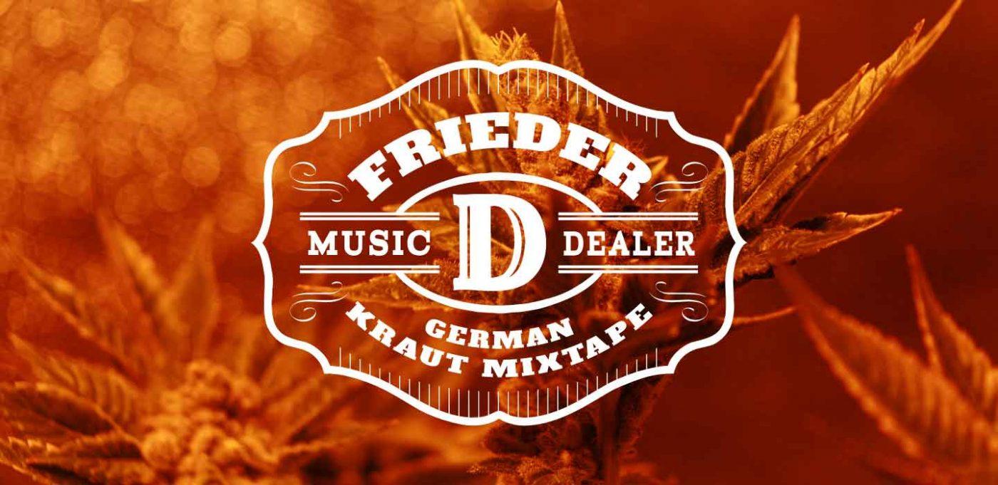 Frieder D – German Kraut MixTape (Sunday Joint) // Blogrebellen